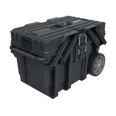 25 in. Cantilever Mobile Job Tool Box