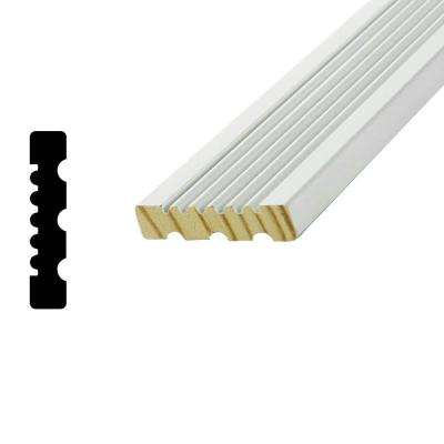 WM 286 11/16 in. x 3-1/4 in. x 96 in. Primed Finger-Jointed Pine Casing