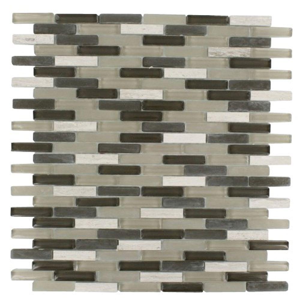 Splashback Tile Cleveland Staunton Mini Brick 10 In X 11 8 Mm