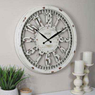 FirsTime Whitney Wall Clock