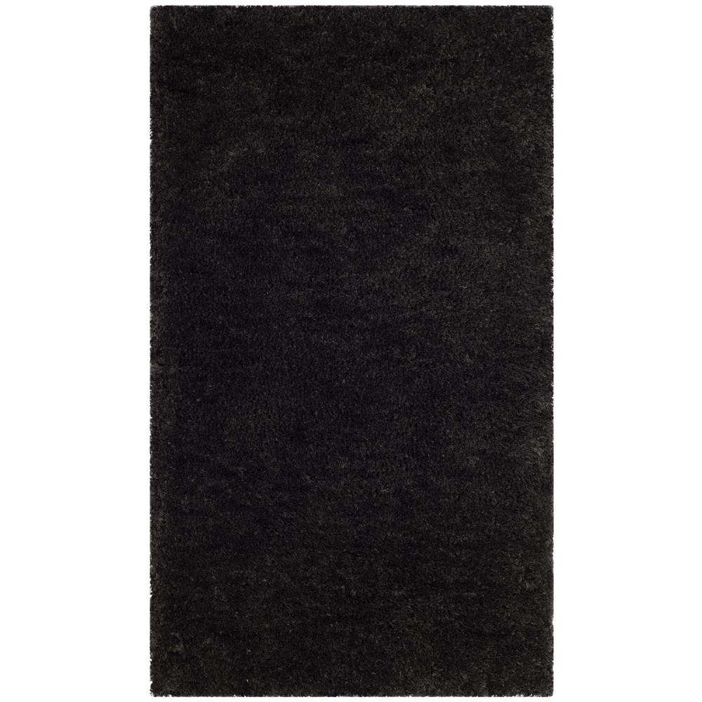 Sheep Shag Charcoal (Grey) 2 ft. 6 in. x 4 ft. Area Rug