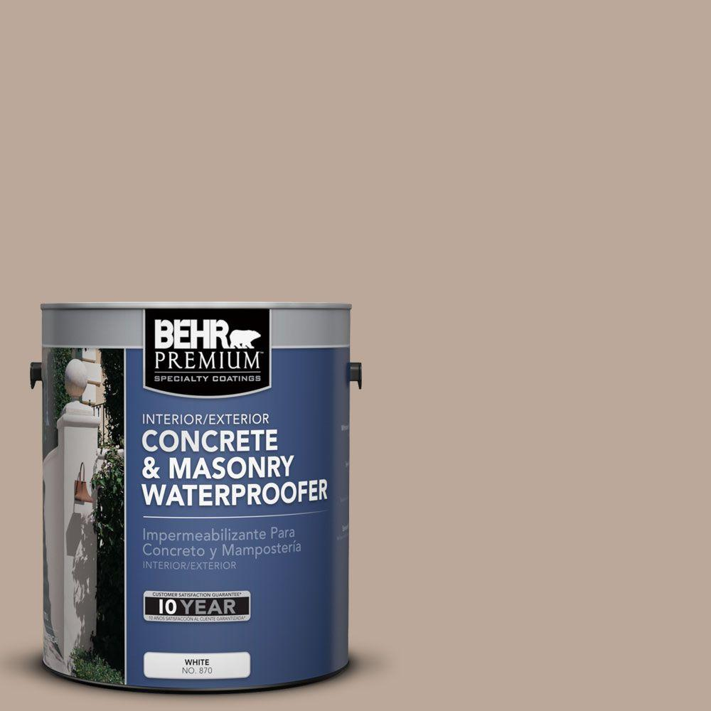 behr premium 1 gal bw 51 dusty canyon concrete and masonry waterproofer 87001 the home depot. Black Bedroom Furniture Sets. Home Design Ideas