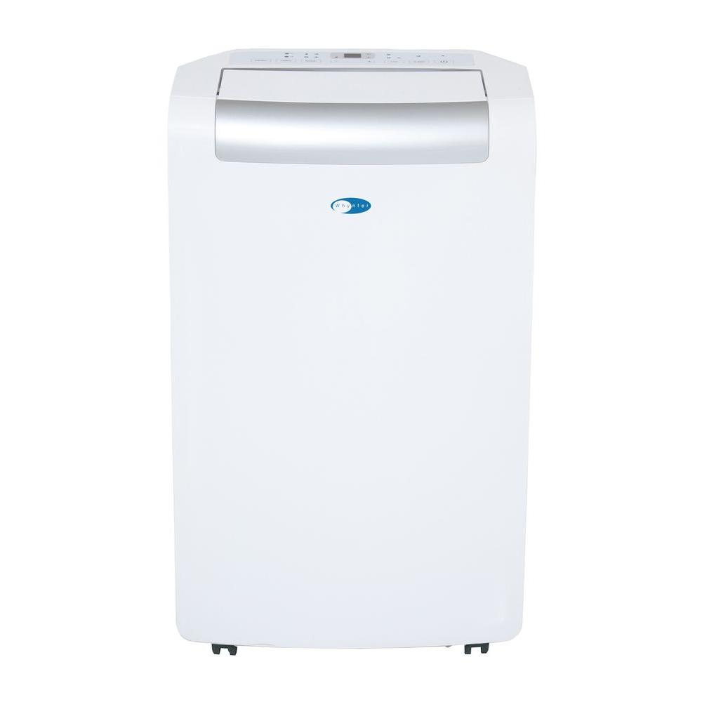 Whynter 14,000 BTU Portable Air Conditioner with Dehumidifier and 3M Silvershield Filter