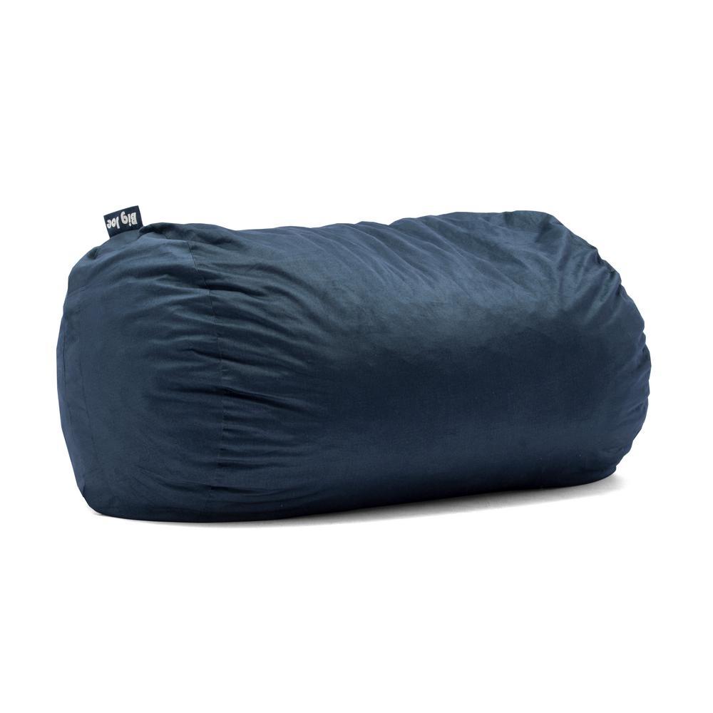Superb Media Lounger Shredded Ahhsome Foam Black Lenox Bean Bag Ibusinesslaw Wood Chair Design Ideas Ibusinesslaworg