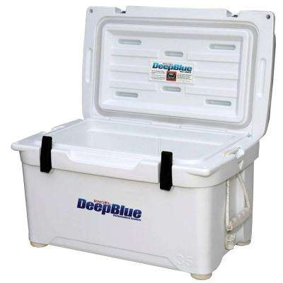 Deep Blue 35 Qt. Performance Cooler