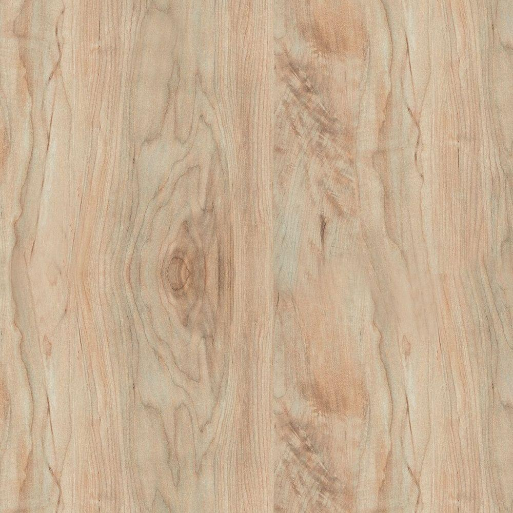 formica 5 in. x 7 in. laminate countertop sample in 180fx oxidized maple  with artisan finish