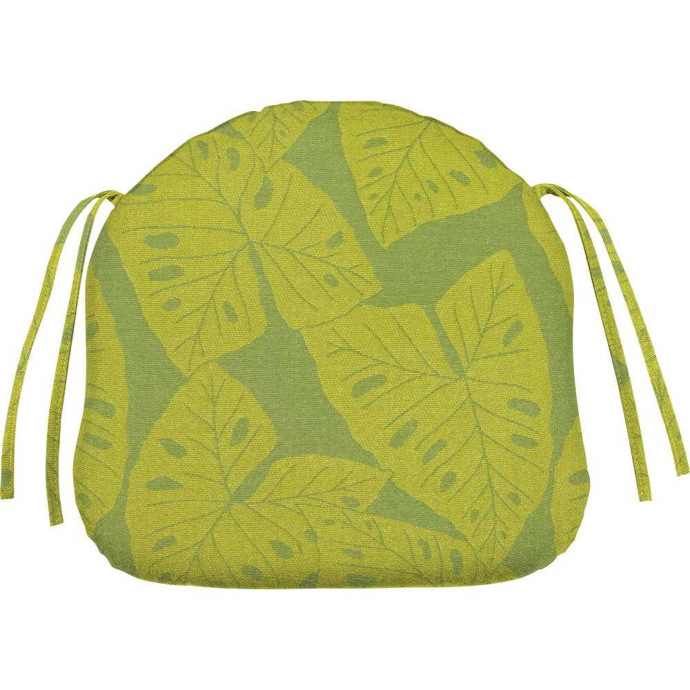 19.5 x 19.5 Outdoor Chair Cushion in Sunbrella Radiant Kiwi