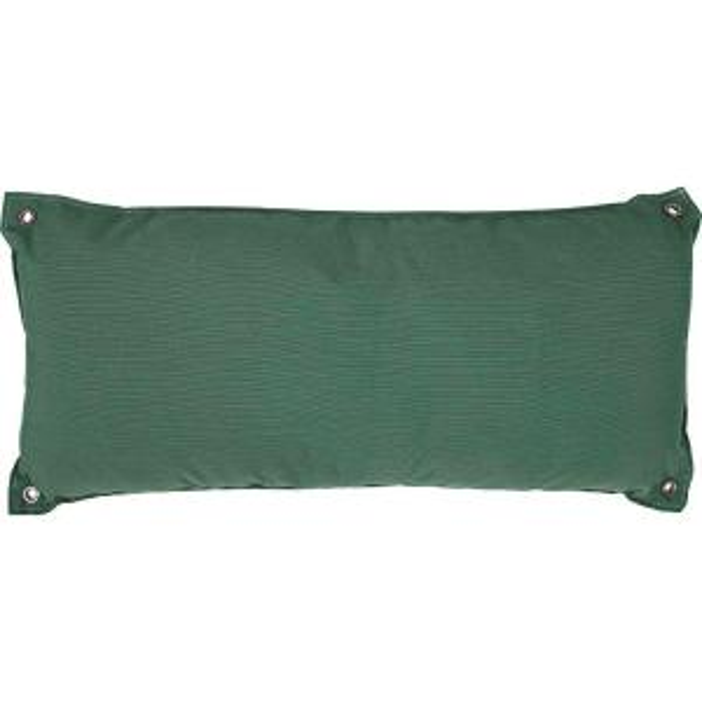 Pawleys Island Traditional Green Olefin Hammock Pillow by Pawleys Island