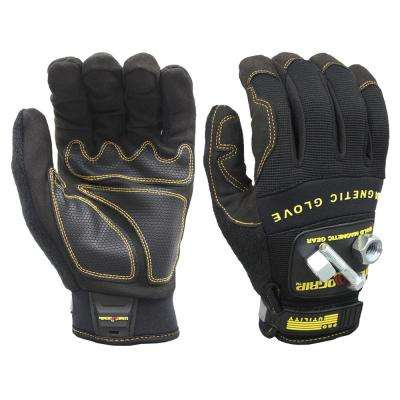 Pro Utility X-Large Magnetic Glove with Touch-Screen Technology