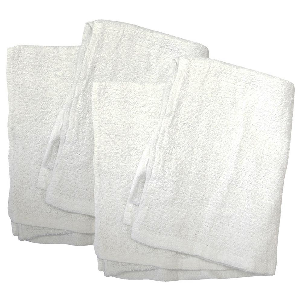 Cotton Terry Towels (5-Pack)