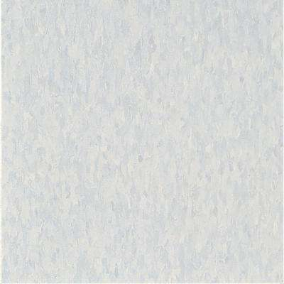 Take Home Sample - Imperial Texture VCT Soft Cool Gray Standard Excelon Commercial Vinyl Tile - 6 in. x 6 in.