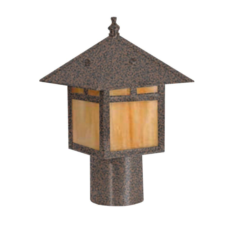Centennial Outdoor LED Weathered Brown Area Light