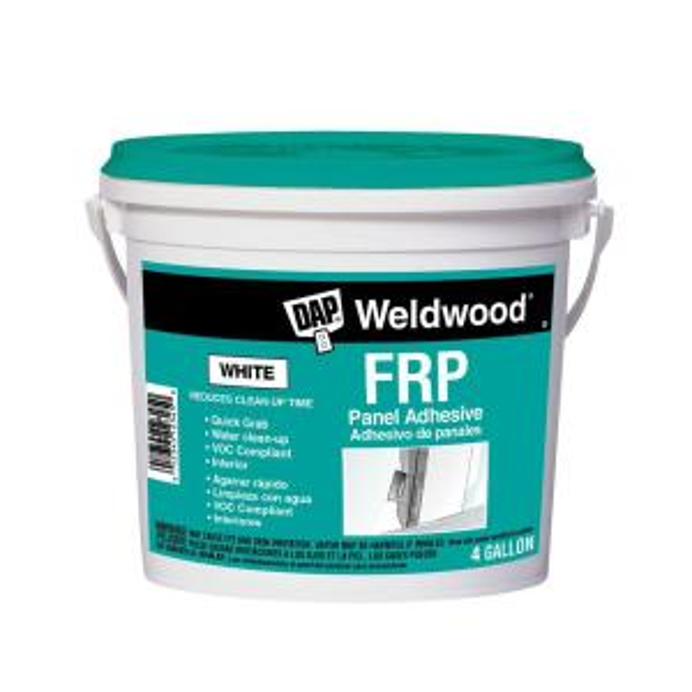 DAP Weldwood 4 gal. FRP Adhesive by DAP