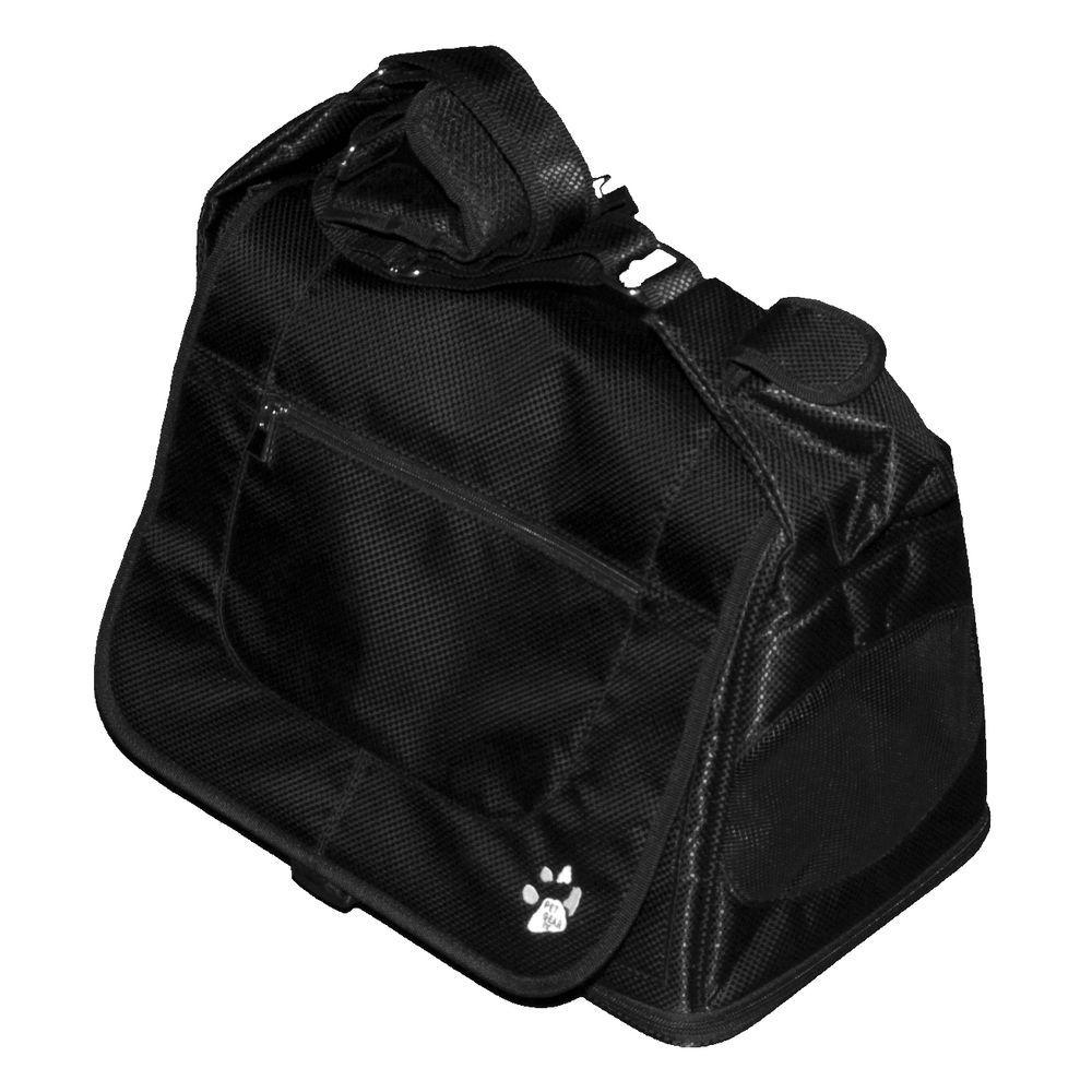 Pet Gear 15.5 in. L x 9.5 in. W x 12 in. H Messenger Bag-DISCONTINUED