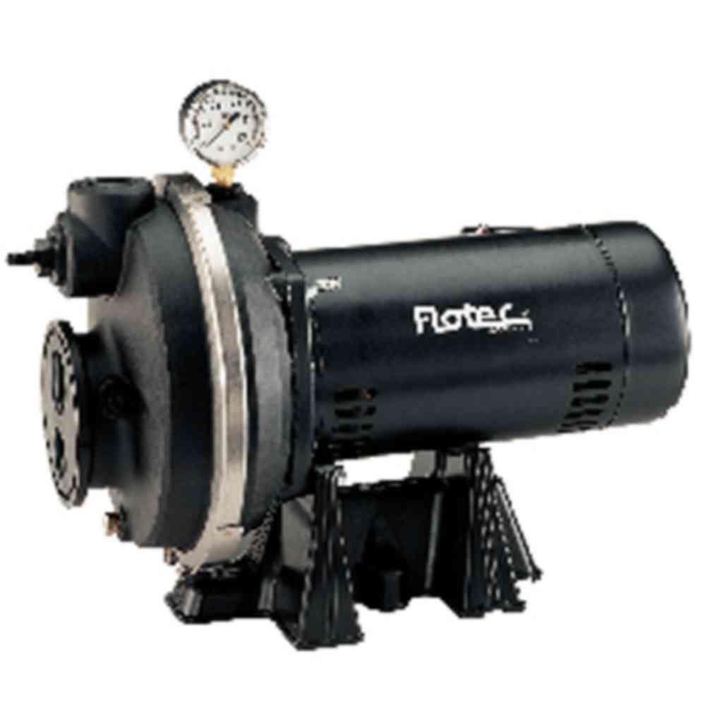 Flotec 1 HP Deep-Well Convertible Jet Pump