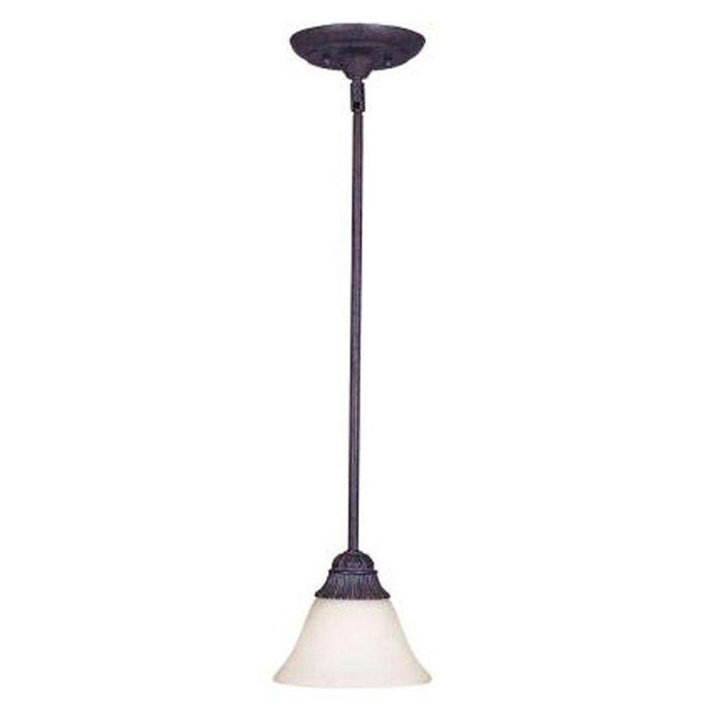 Maxim Lighting Via Roma 1-Light Mini Pendant
