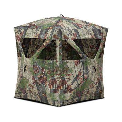 Radar Pop-Up Portable Blind in BloodTrail Backwoods Camo