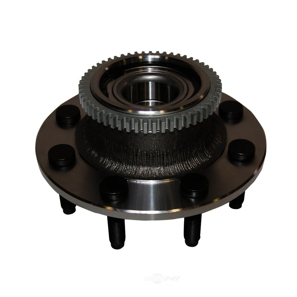 GMB Front Axle Bearing And Hub Assembly Fits 2000-2002