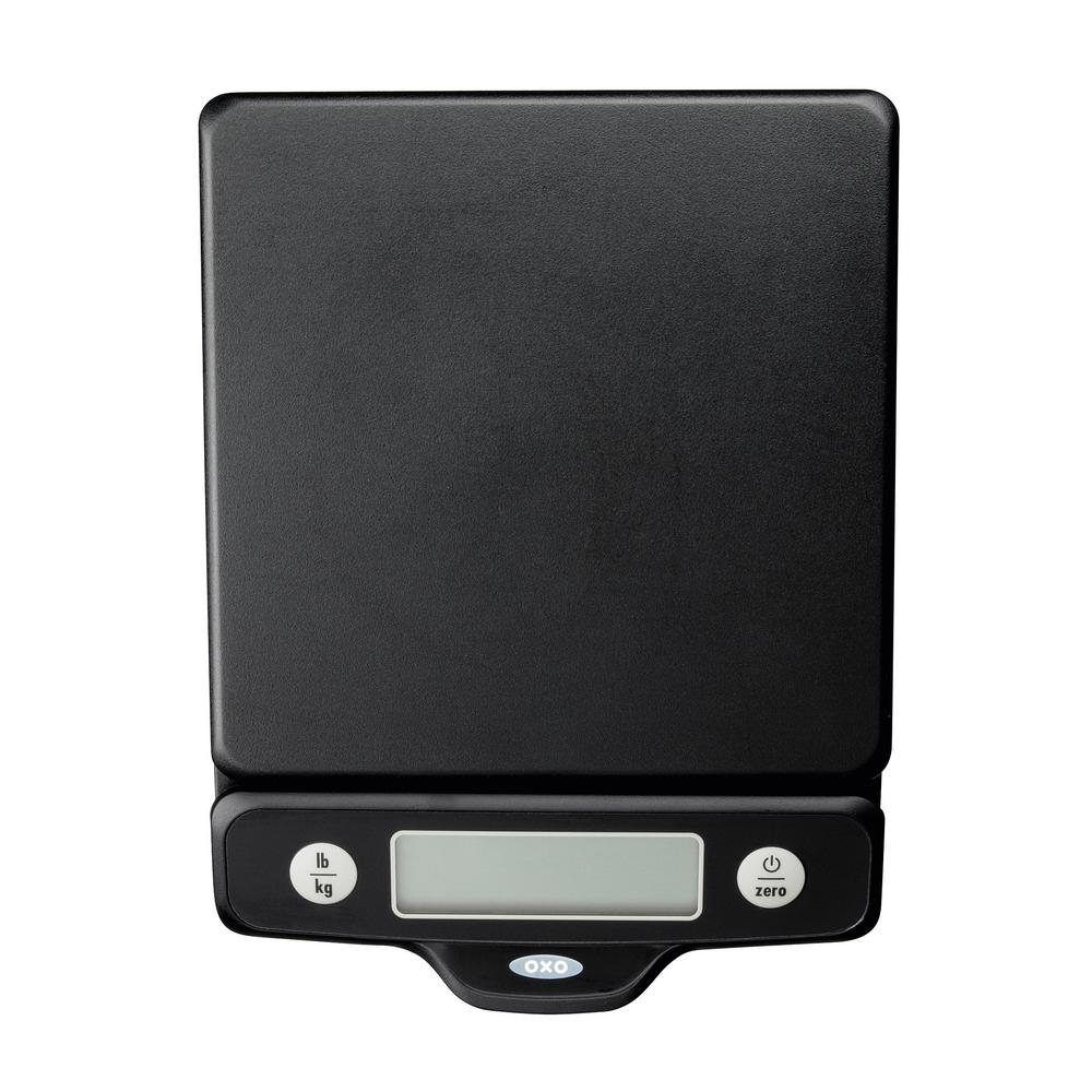 Good Grips 5 lb. Digital Food Scale with Pull-Out Display