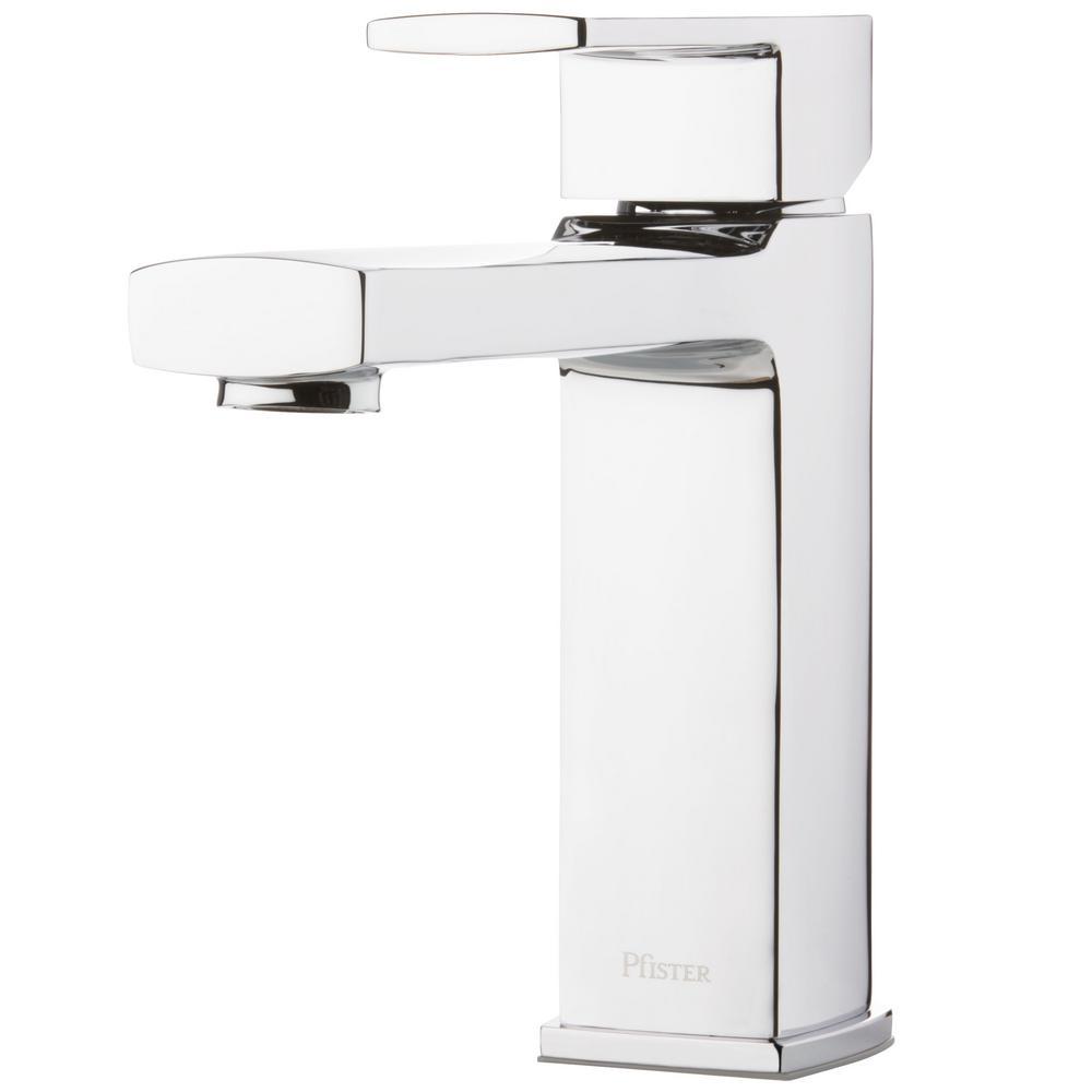 Deckard Single-Handle Deck Mount Roman Tub Faucet in Polished Chrome
