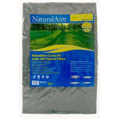 24 in. x 36 in. x 1 in. Permaire Pad Air Filter