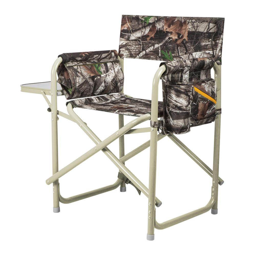 Tremendous Picnic Time Camouflage Outdoor Directors Folding Chair Unemploymentrelief Wooden Chair Designs For Living Room Unemploymentrelieforg
