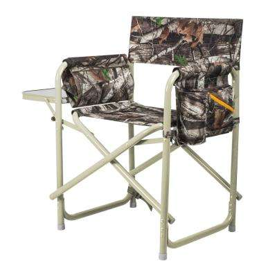 Camouflage Outdoor Directors Folding Chair