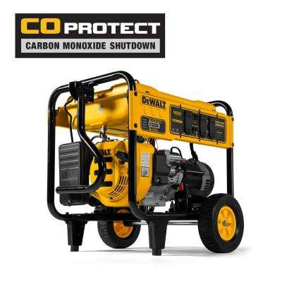 8,000-Watt Gasoline Powered Portable Generator