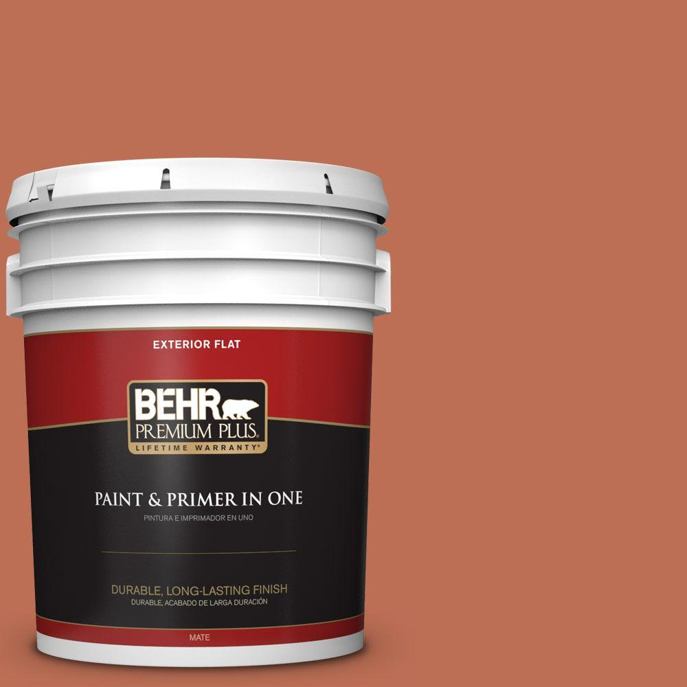 5-gal. #M190-6 Before Winter Flat Exterior Paint