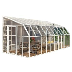 Rion Sun Room 8 ft. x 20 ft. Clear Greenhouse by Rion