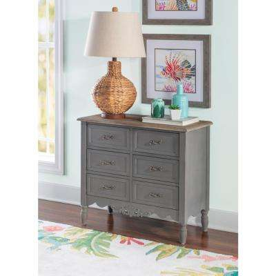 Summit Charcoal Hall Chest