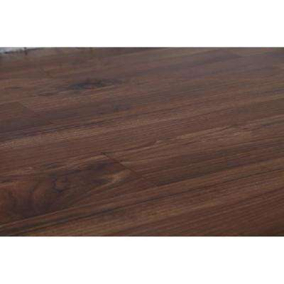Vintage Hickory 12 mm Thick x 4.96 in. Wide x 48 in. Length Click-Locking Laminate Flooring Plank (16.48 sq. ft. / case)