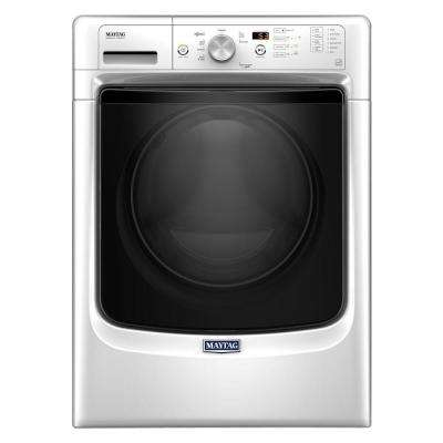 4.3 cu. ft. High-Efficiency Front Load Washer with Steam in White, ENERGY STAR