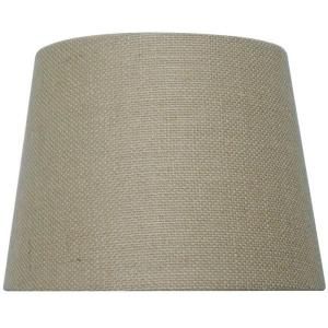 Mix match burlap table lamp shade 16143 the home depot mix match burlap accent shade mozeypictures Choice Image