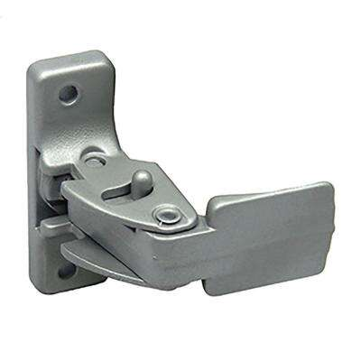 1-3/4 in. Silver Inside Latch for Screen Door