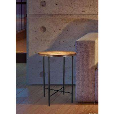 Middlebury Oil Rubbed Bronze End Table