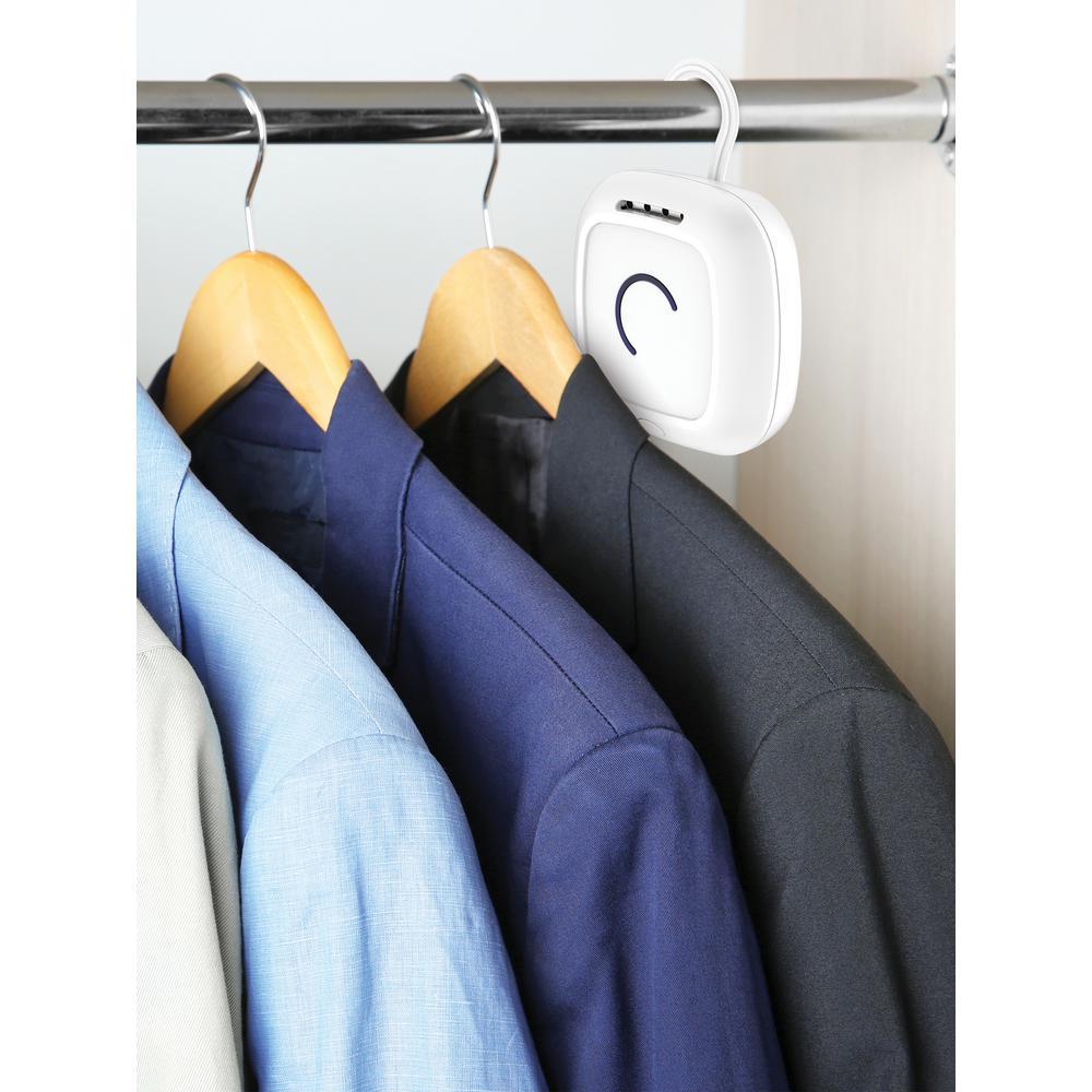 Refrigerator And Closet Air Sterilizer Odor Eliminator Sprcairsant Hd The Home Depot