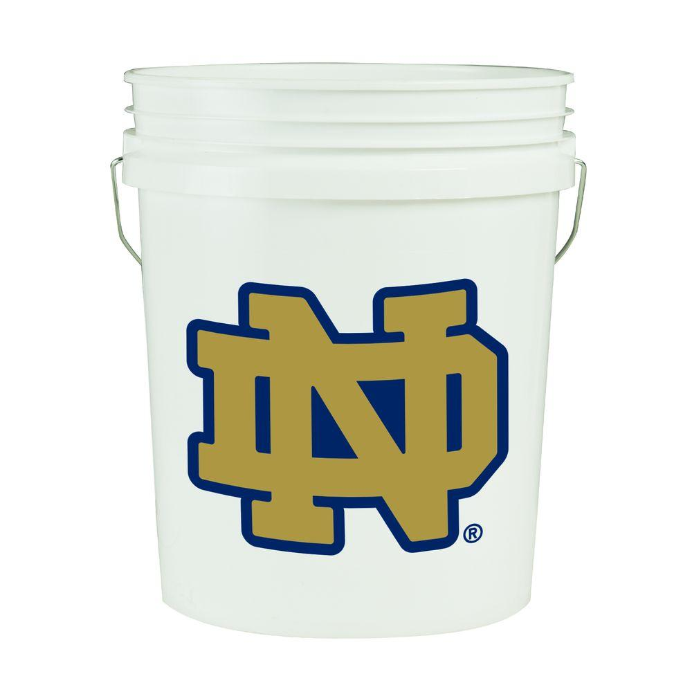 Leaktite Notre Dame 5-Gal. College Bucket