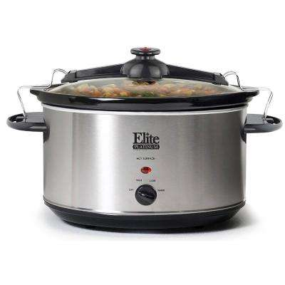 Platinum 8.5 Qt. Programmable Slow Cooker with Locking Lid