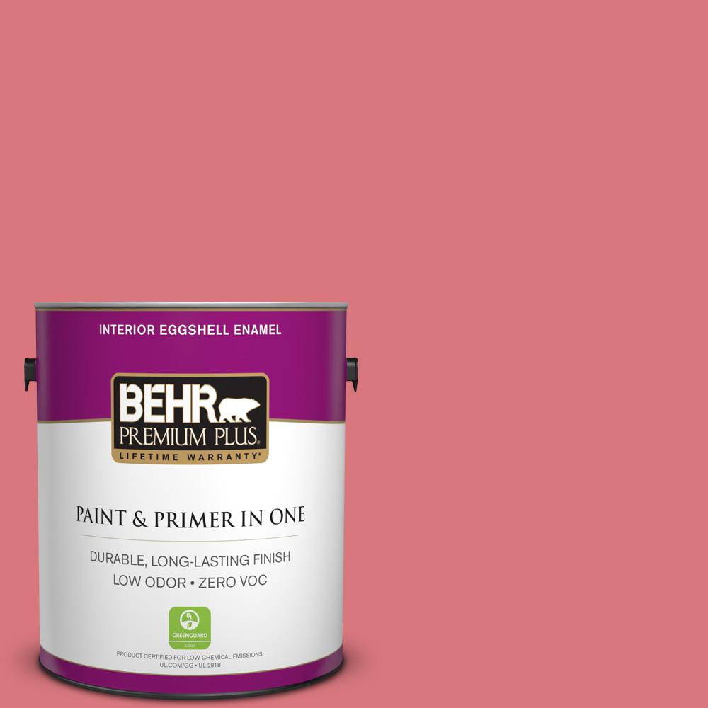 BEHR Premium Plus 1-gal. #P160-4 Juicy Details Eggshell Enamel Interior Paint