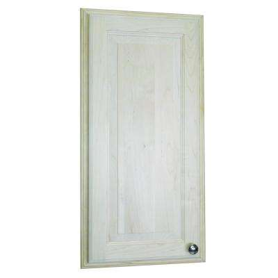 Napa Valley 31.5 in H x 15.5 in W x 3.5 in D Recessed Medicine Cabinet