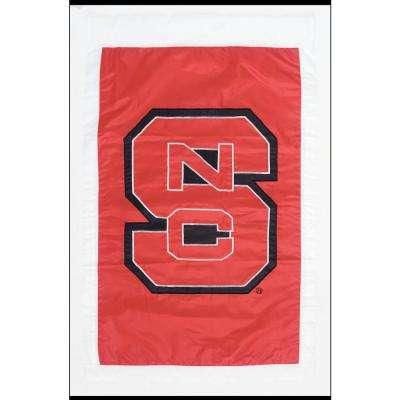 NCAA 28 in. x 44 in. NC State 2-Sided Flag