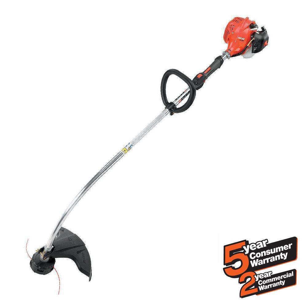 21.2cc Gas 2-Stroke Cycle Curved Shaft Trimmer