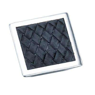 Square - Black - Cabinet Knobs - Cabinet Hardware - The Home Depot