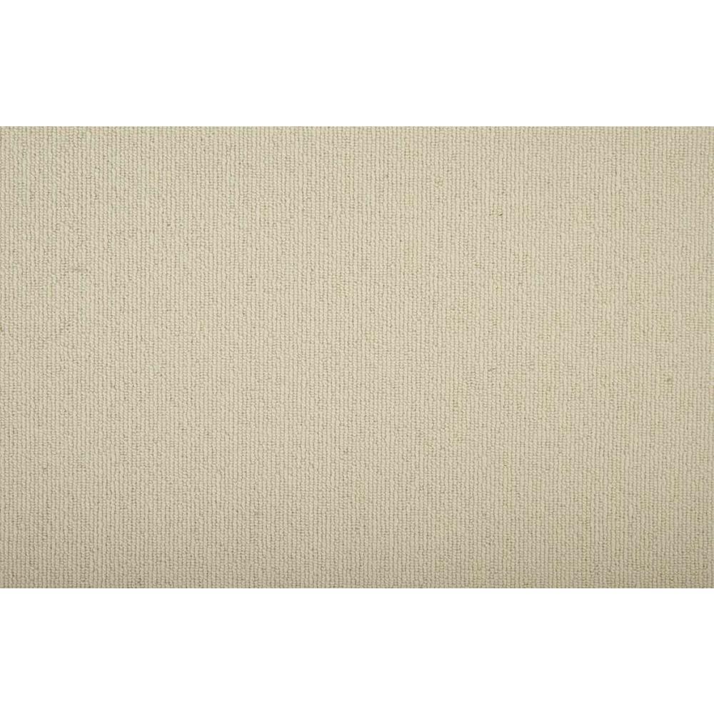 Albaran - Color Cream Loop 13 ft. 2 in. Carpet