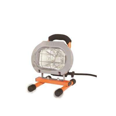 250-Watt Portable Halogen Work Light
