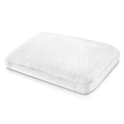 Extreme Luxury Gusseted Oversized Memory Foam Bed Pillow