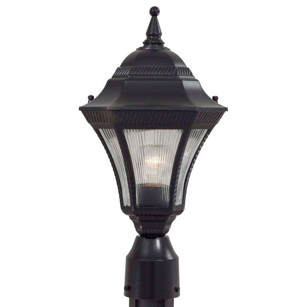 Segovia 1-Light Heritage Outdoor Post Lantern