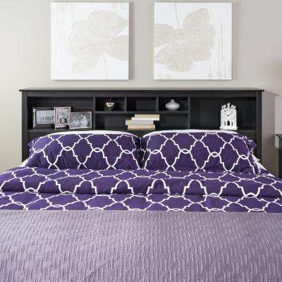 Sonoma Black King Headboard. King   Beds   Headboards   Bedroom Furniture   The Home Depot