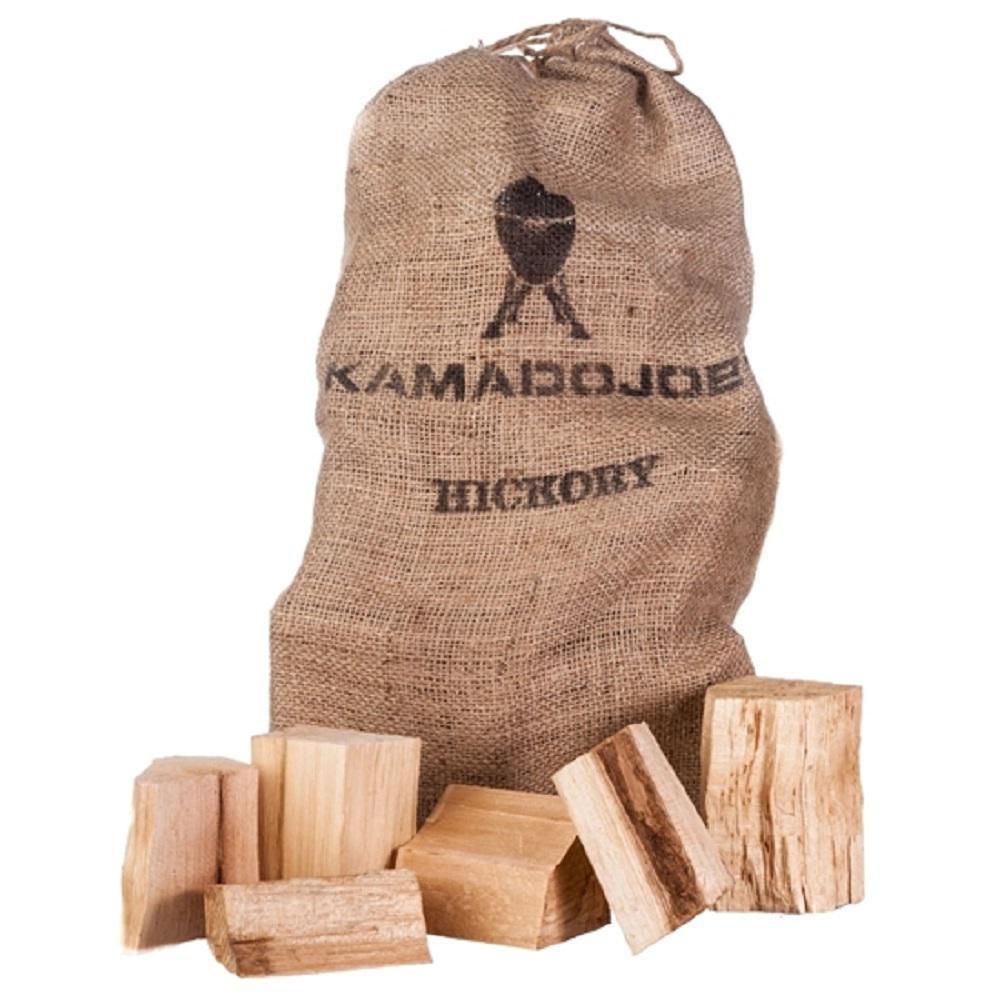 Kamado Joe 10# Hickory Wood Chunks
